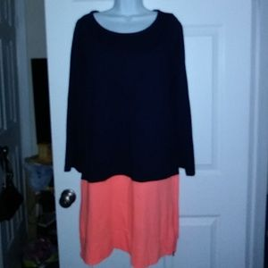 Jcrew Block Dress